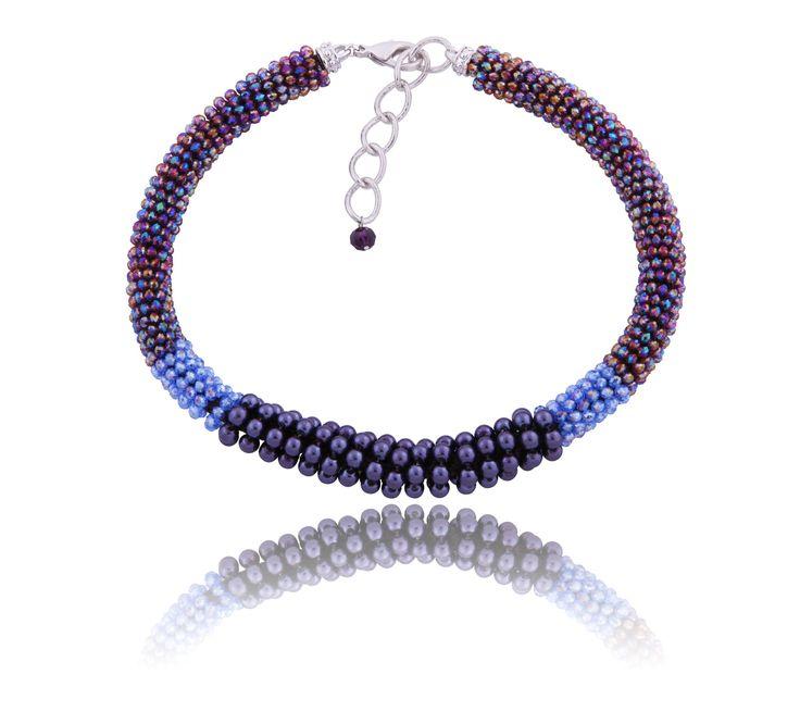 Naszyjnik NMS0091 #ByDziubeka #naszynik #necklace #jewelry #gift #prezent