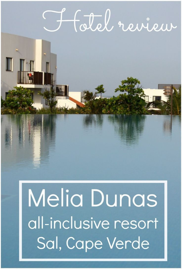 A luxury family-friendly holiday at Melia Dunas resort in Sal, Cape Verde - my Melia Dunas review of our stay, from the fabulous food to the array of pools, the kids' club, beach and a look inside our five-bed villa. Perfect for a pampering family holiday