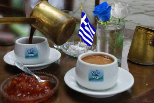 Good Morning !!! Greek Cofee?