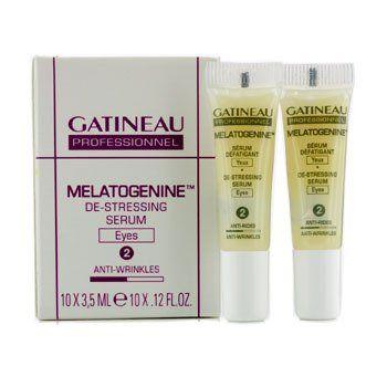 Gatineau Melatogenine De-Stressing Eye Serum (Salon Size) 10x3.5ml