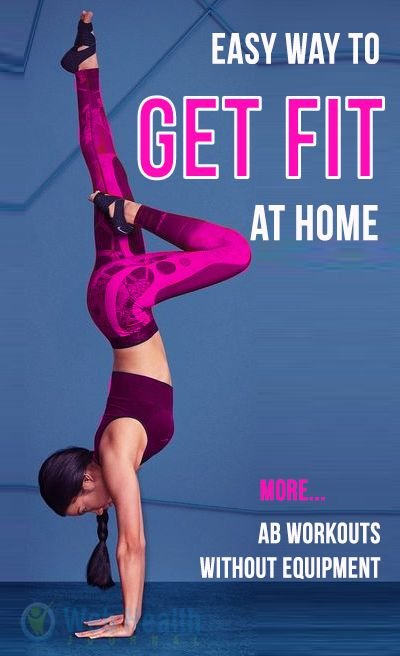 easy way to get #fit at home. : #fitness #exercise #health #cardio #belly #woman_fitness #ab_workouts