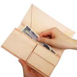 【It's/Kit】スタンダード型の長財布/革財布キット|長財布|ItsKit|ハンドメイド通販・販売のCreema