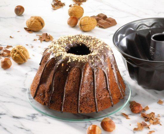 Schokoladen-Gugelhupf Mini Rezept | Dr. Oetker für ca. 16 cm Gugel-Form oder 6 Mini-Gugel