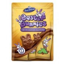 Easter Bunnies 12 Multi Pack 150g