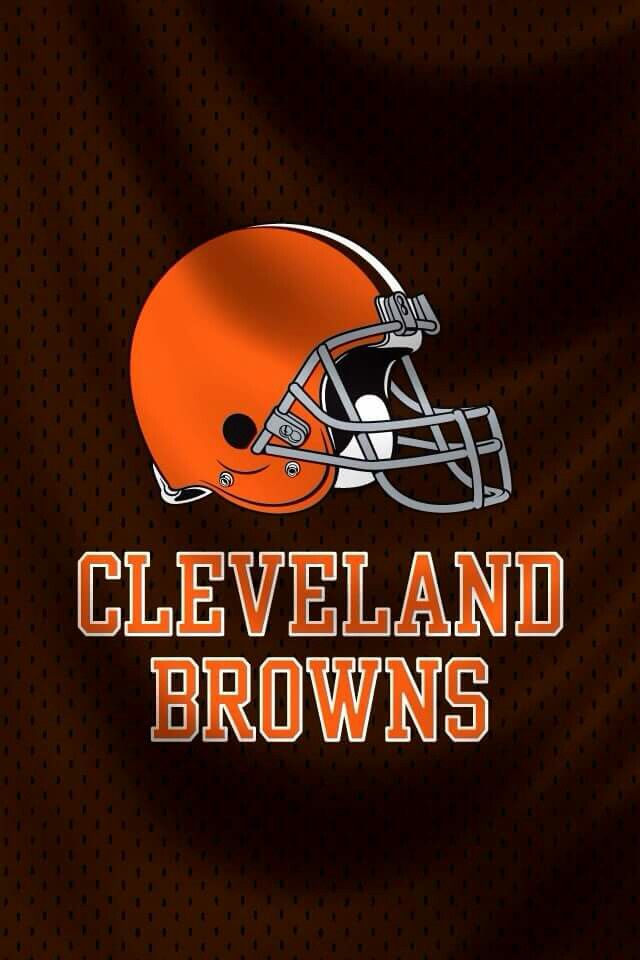 Cleveland Browns wallpaper iPhone https://www.fanprint.com/licenses/cleveland-browns?ref=5750