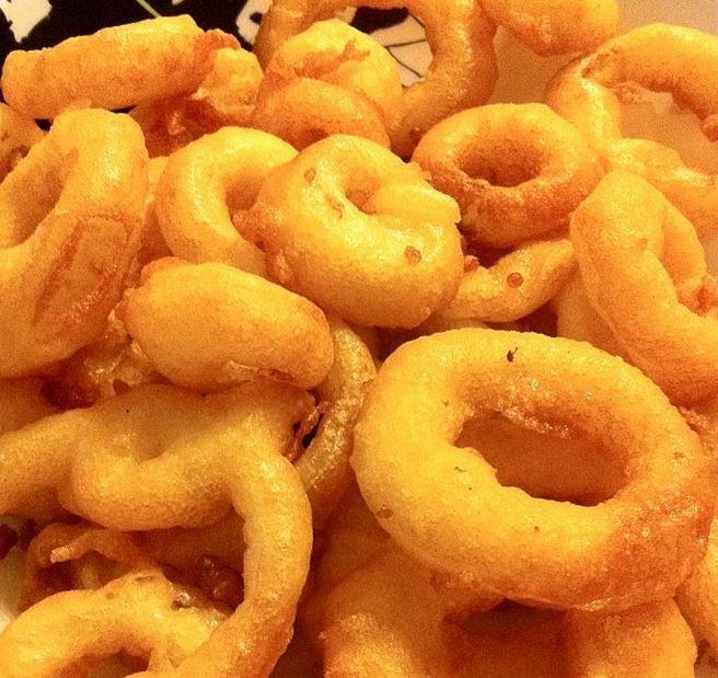 Hjemmelagde l kringer food pinterest for Long john silver fish and chips
