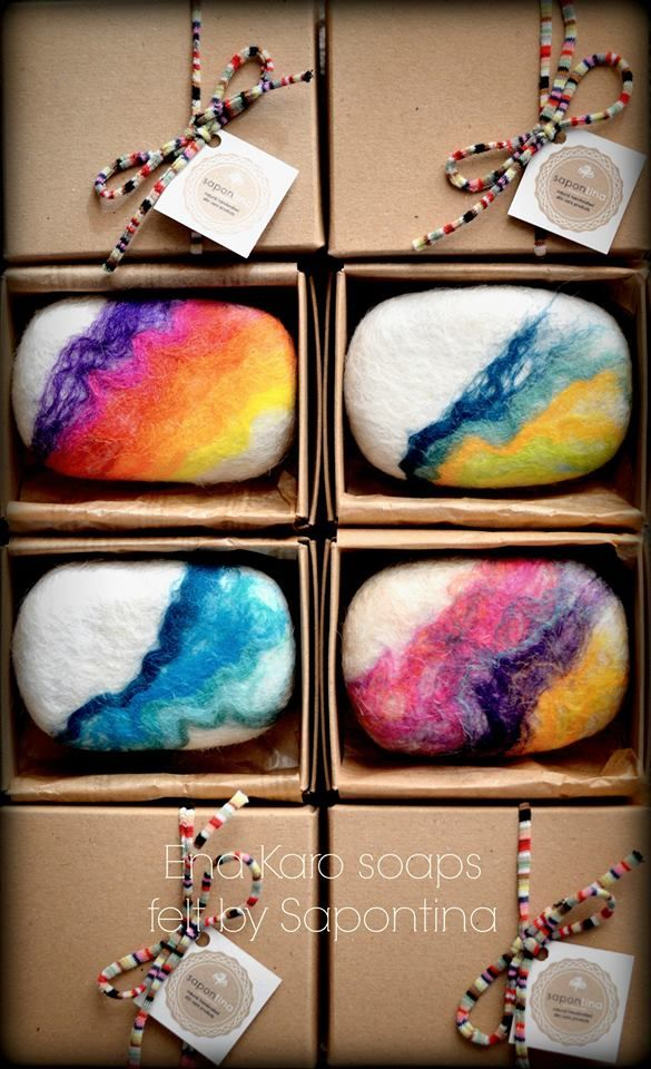 felted by sapontina