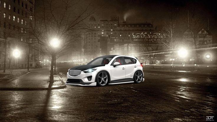 Check out my tuned #Mazda #CX5 2013 at #alcarplayground #tuning