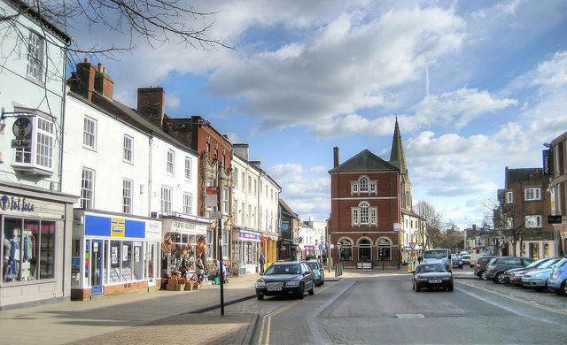 Market Harborough town centre | Flickr - Photo Sharing!