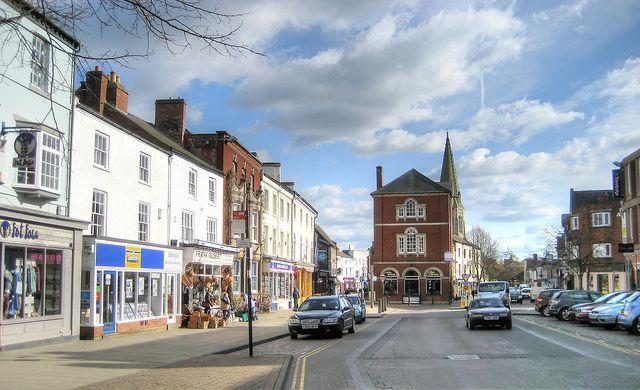 Market Harborough town centre   Flickr - Photo Sharing!