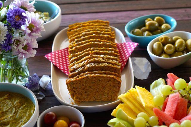 Grain Free Gluten Free Pumpkin Bread Recipe. via @themmsisters
