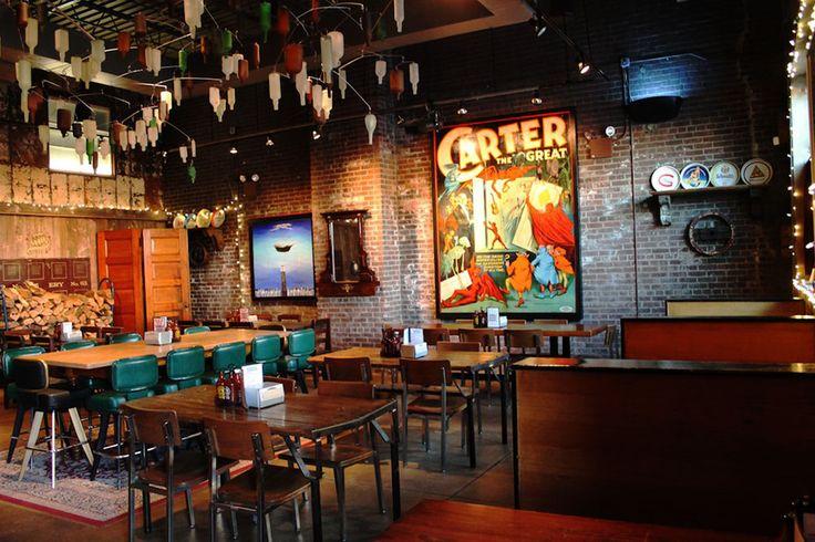 Brooklyn Bbq Restaurant Dinosaur Bar B Que Restaurant On
