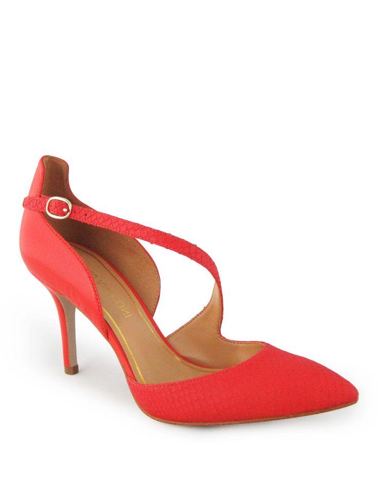 Shoes | Heels & Pumps | Czarlita Cross Strap Pump | Hudson's Bay