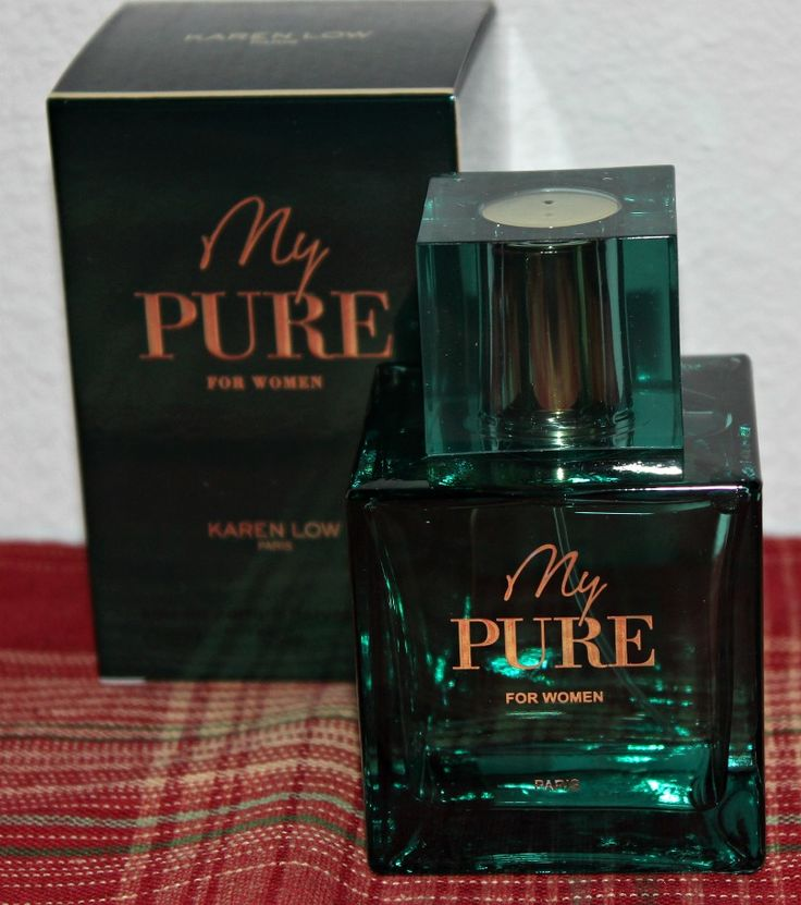 New #MyPure perfume from the Fragrance Outlet