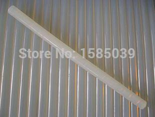 free shipping 10pcs/lot  translucent Glue Sticks 11mmx190mm hot melt Adhesive Sticks#adhesive