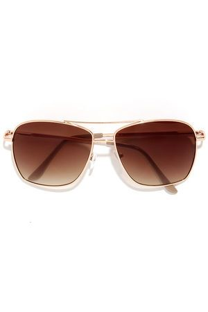 Lovely Rose Gold Sunglasses | Lulus