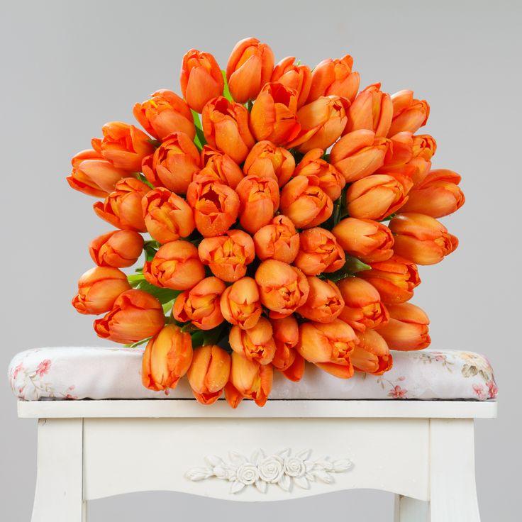 #orange #flowers #spring #florist #flowershop #inspiration #springflowers