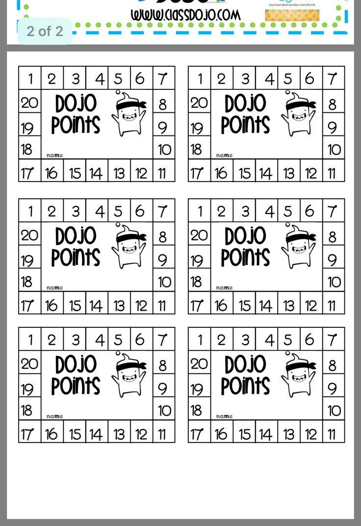 Pin by Meredith Vaden on Class Dojo Class dojo, Dojo