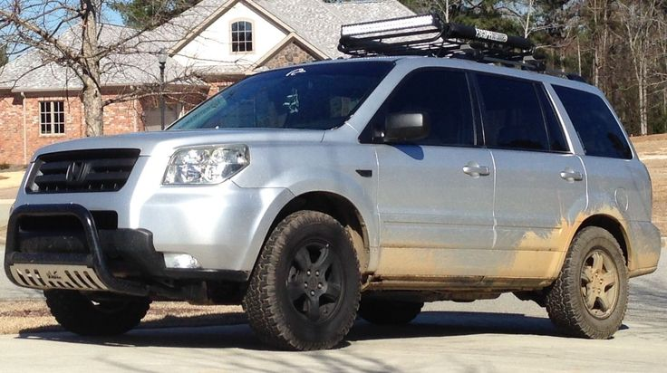 off road honda pilot | Off-Road Honda Pilot (FEEDBACK & SUGGESTIONS WANTED!) - Page 2 - Honda ...