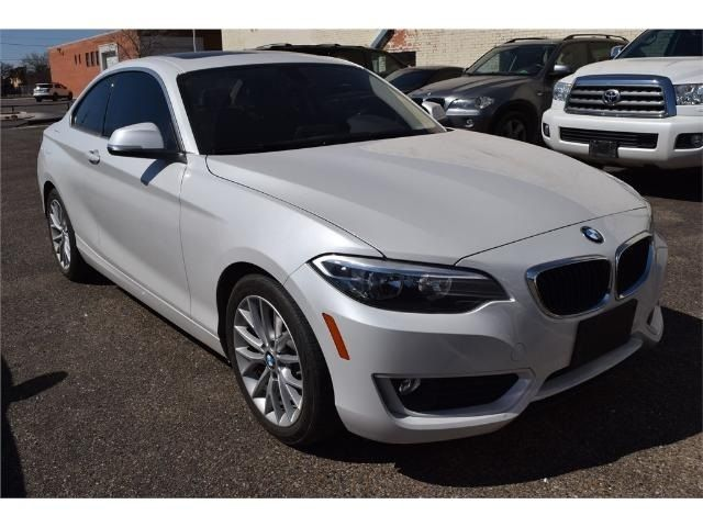 Certified Pre-Owned 2014 BMW 228 228i Coupe For Sale Lubbock, Texas