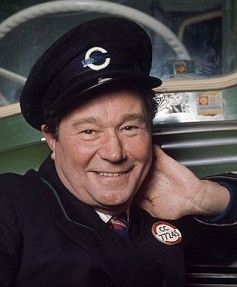 Reg Varney as the 'unlucky in love' bus driver Stan Butler, On the busses