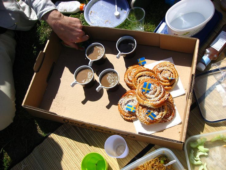 Fika: koffie drinken op z'n Zweeds -