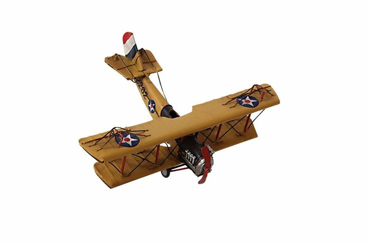 Yricas Design Metal Yang's Vintage Aircraft