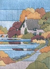 Sew Inspiring : Countryside Long Stitch Kits