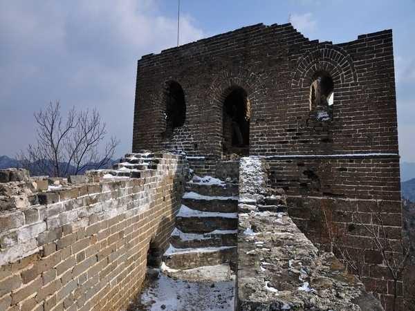 5-Day Jinshanling, Simatai, Mutianyu, Badaling & Juyongguan Great Wall Tourfrom US$ 407/pax