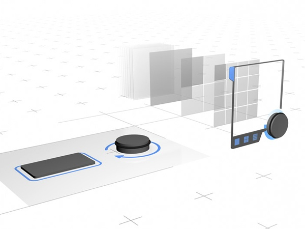 Unfocus – Focus: Augmented Reality Exhibition Concept by Farina Krause, via Behance