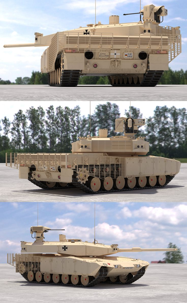 Leopard 2 MBT Revolution(Desert Tone)