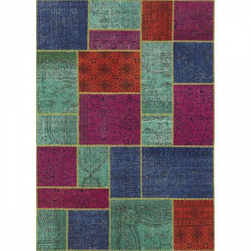 Ковер в стиле пэчворк Antalya Kaysery Multi из шерсти. Производство Турция. #carpets #rugs #design #designer #interior #ковер #marqis #ковер #ковры #дизайн #интерьер #дизайнинтерьера #декор #премиум