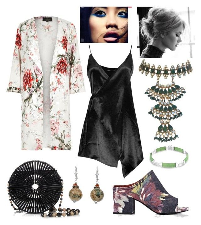 """Summer Geisha"" by hellenrose7292 on Polyvore featuring 3.1 Phillip Lim, Cult Gaia, River Island, Boohoo, Charming Life and Bling Jewelry"