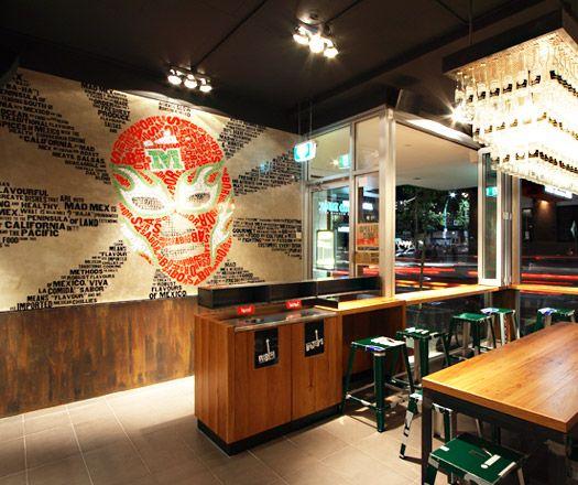 Best restaurant interior ideas images on pinterest