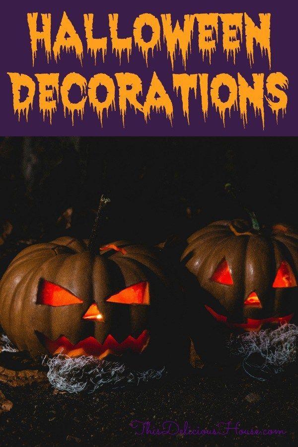 Best Outdoor Halloween Decorations Halloween Costumes and