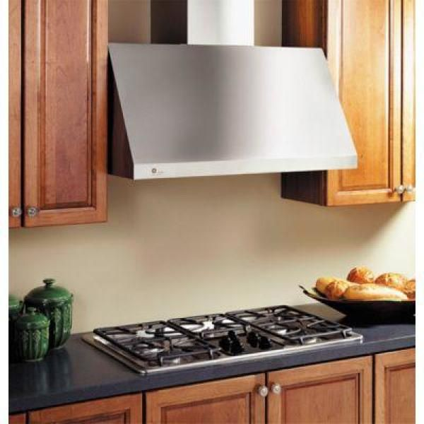Ge Profile 36 In Designer Range Hood In Stainless Steel Jv966dss The Home Depot Stainless Range Hood Range Hood New Kitchen