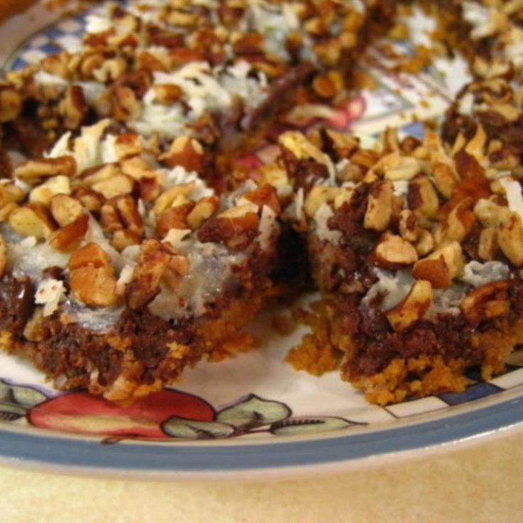 Magic Cookie Bars (Hello Dollies) Recipe | Just A Pinch Recipes