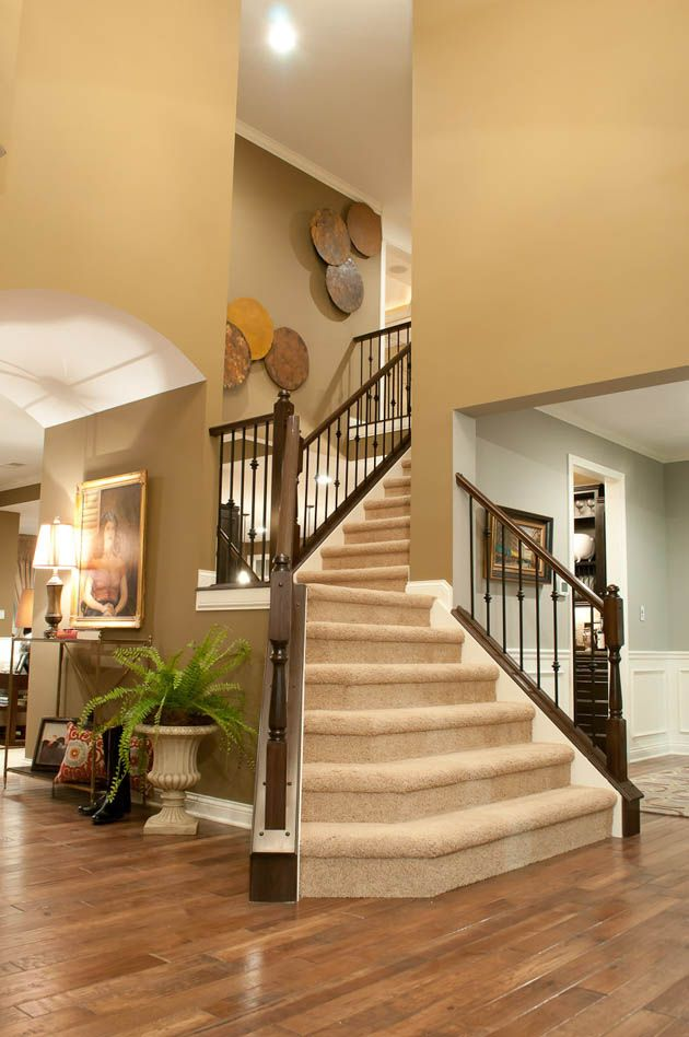Open Foyer : Ideas about foyer decorating on pinterest split