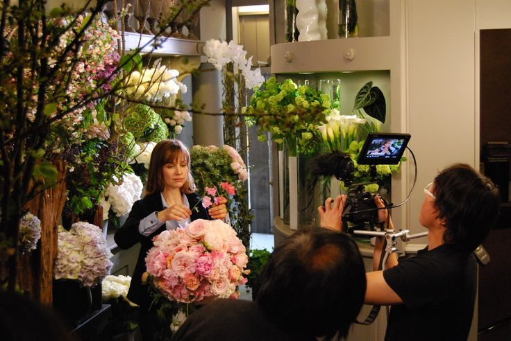 Attend the Catherine Muller Floral Design School in London