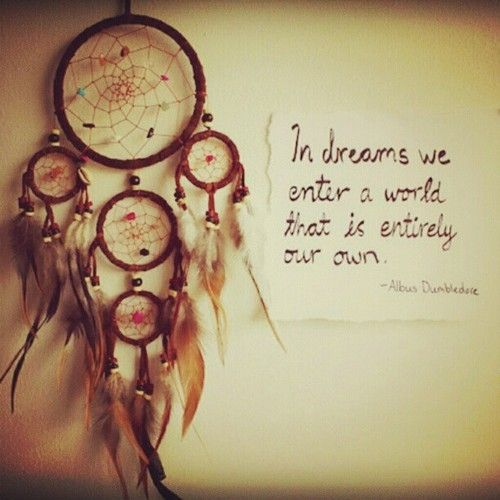 Dreamcatcher Tattoos With Quotes