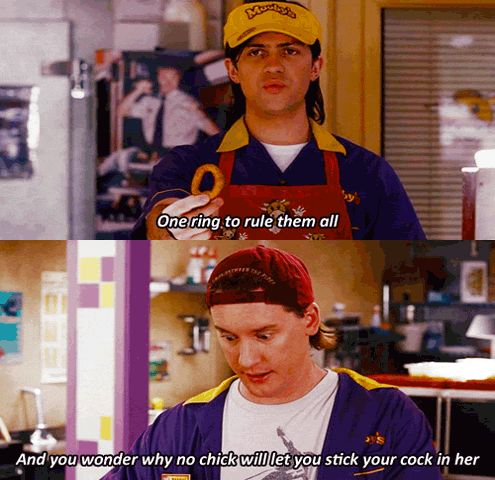 One Ring to Rule Them All Clerks 2 Check out more funny