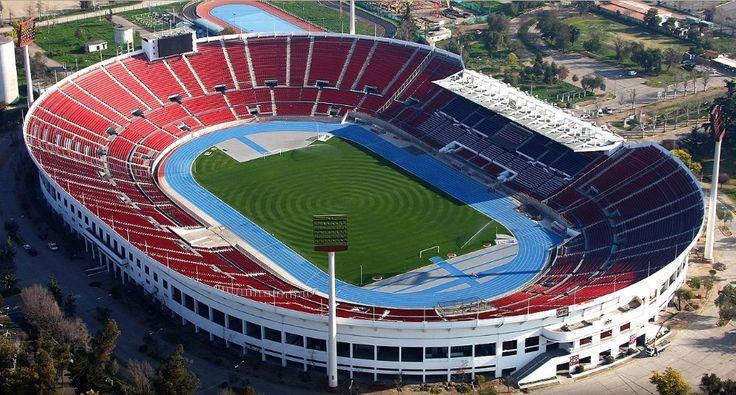 Como estão os estádios que sediaram uma final de Copa do Mundo - Vila do Esporte