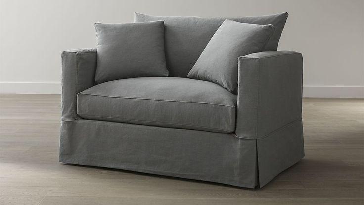 Perfect Sleeper Sofa Der Luftmatratze Willow Twin Schlafsofa Von Crate And Barrel #Sofa