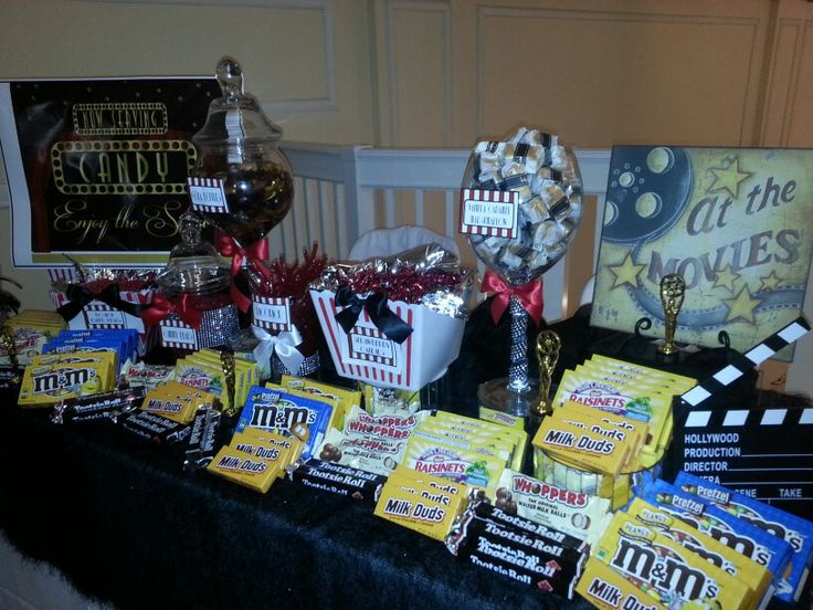 1000 images about movie theater candy buffet on pinterest