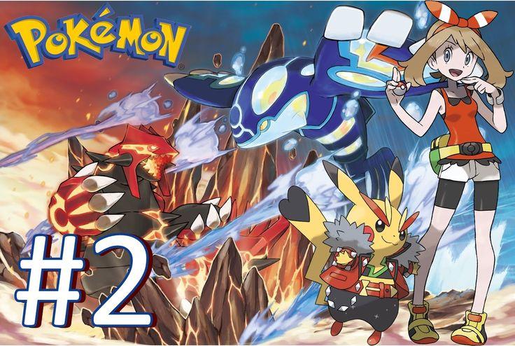 Pokémon Alpha Saphir -Wir erreichen Rosaltstadt #2 [GER] Lets Play