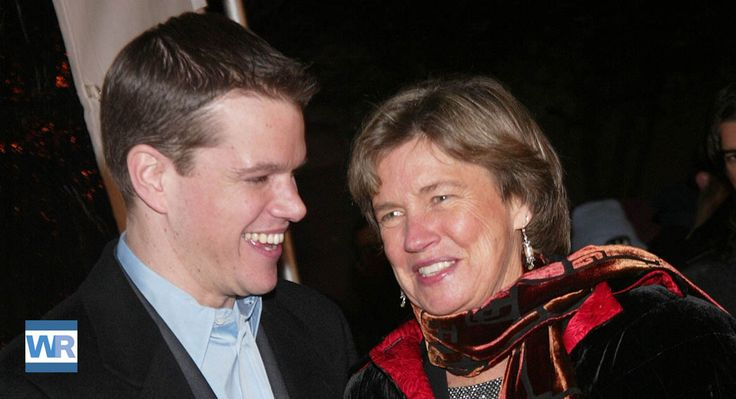 Getting There: Nancy Carlsson-Paige: 'Dark time' for education Nancy Carlsson-Paige has written five books on childhood, co-founded an institute dedicated to minimizing school violence... But it took a speech by her son, Matt Damon, to spread her message to the general public.