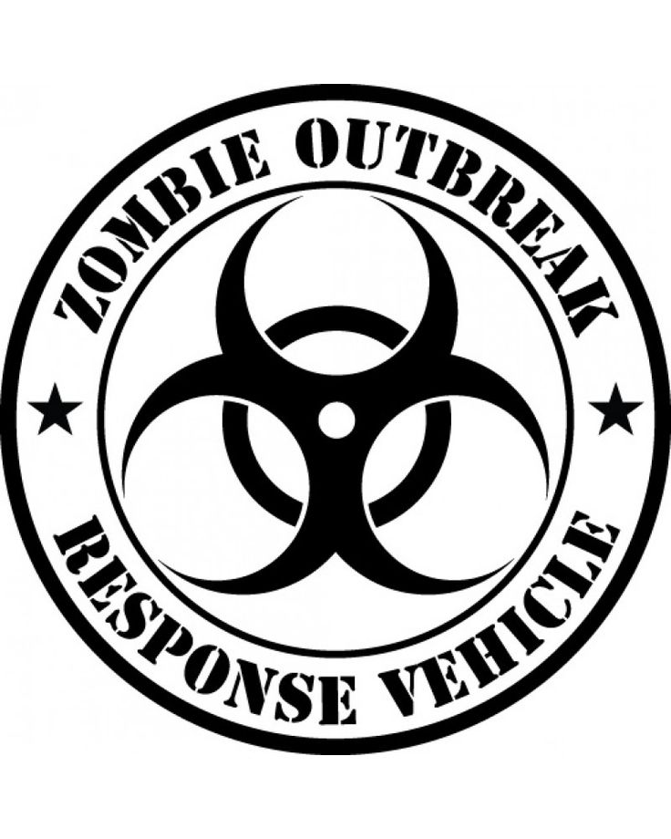 Cool Jeep Stickers You Must Get: Zombies | Accessorize and ...