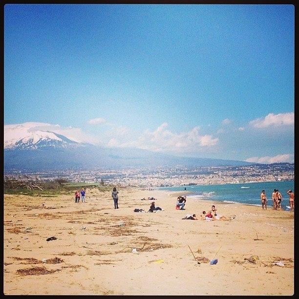 #playa #catania #10marzo2013
