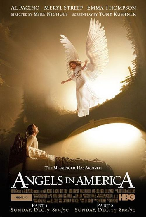 Ангелы в Америке / Angels in America [Miniseries] (2003) WEB-DL 720p (Rus,Eng)