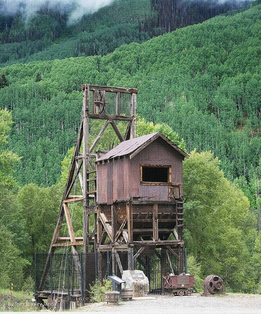 133 Best Images About Old Mines/mining Towns On Pinterest